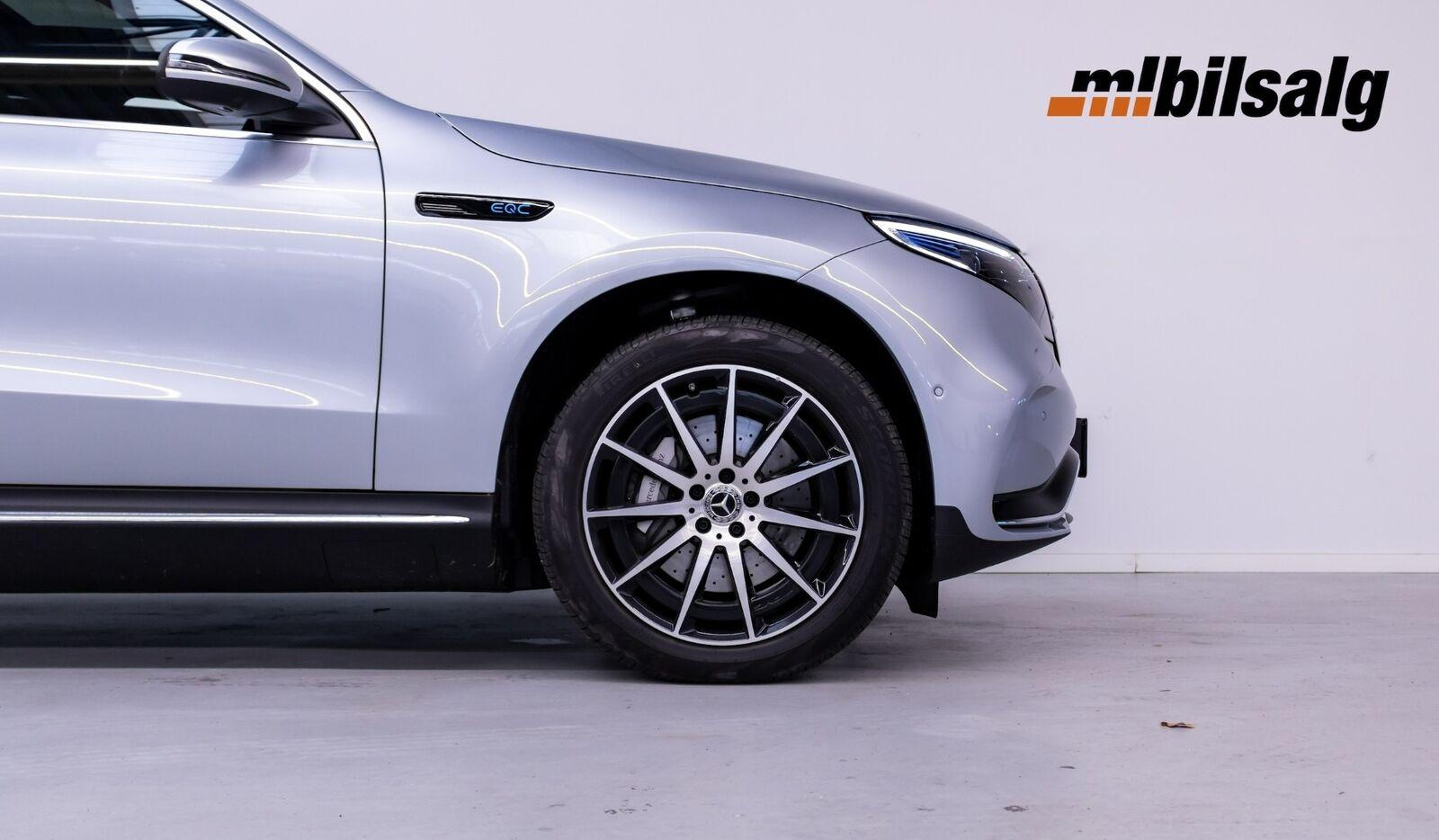 Mercedes EQC400  AMG Line aut. 4Matic 5d