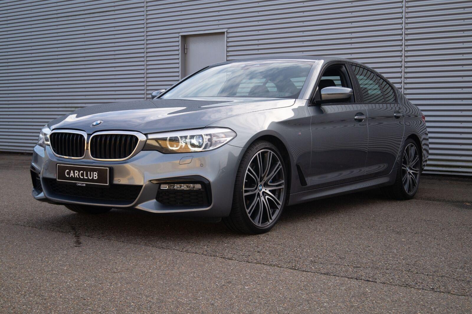 BMW 530i 2,0 M-Sport aut. 4d - 549.900 kr.