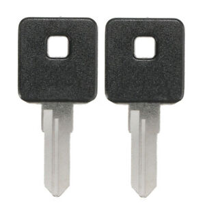 2x-Motorcycle-Ignition-Key-Blank-Fit-For-Davidson-Sportster-1200-883-TOP