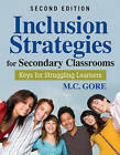 Inclusion Strategies for Secondary Classrooms: Keys for Struggling Learners by SAGE Publications Inc (Paperback, 2010)