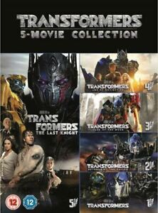 Transformers: 5-movie Collection DVD NEW