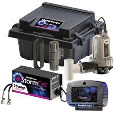 Liberty 442 25a Stormcellampreg High Output 25a Battery Backup Sump Pump 18