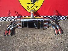 Ferrari 355 Sports Rear Stainless Steel