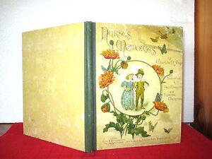 vintage-book-NURSE-039-S-MEMORIES-hc-1888-Charlotte-M-Yonge-FLORENCE-MAPLESTONE