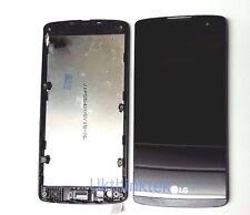Digitalizador LCD Pantalla Táctil + Marco negro LG LEON H320 H340 H340F LTE 4G