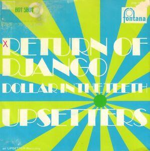 UPSETTERS-THE-Return-Of-Django-1969-REGGAE-VINYL-SINGLE-7-034-HOLLAND