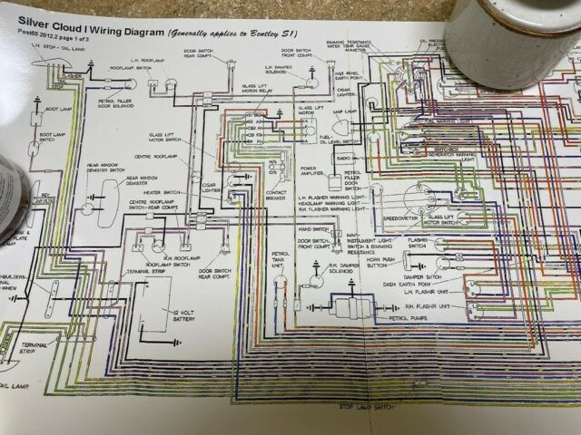 1956 Bentley S1 Wiring Diagram Full Version Hd Quality Wiring Diagram Ruze Jaimemaregion Fr