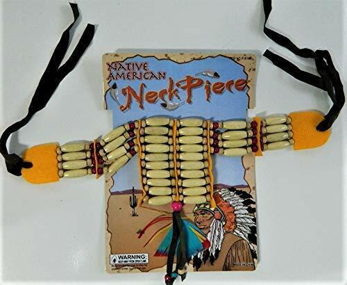 Native Collier American Indien Style amérindien déguisement