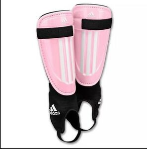 Adidas Soccer ADI Club Pink XL Extra Large Shin   Ankle Guards Women ... 416b50c1b