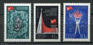 28994-Russia-1970-MNH-New-Osaka-Expo-3v