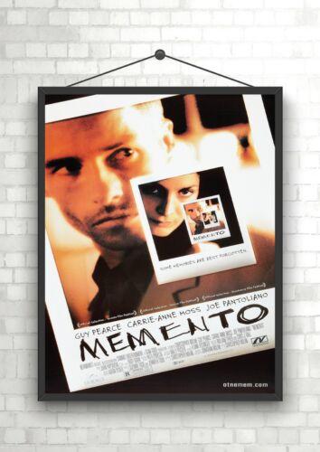 Memento Classic Large Movie Poster Print