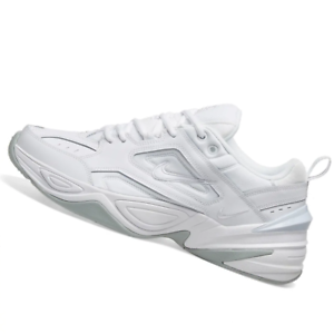 NIKE-MENS-Shoes-M2K-Tekno-White-amp-Pure-Platinum-OW-AV4789-101