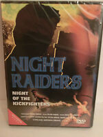 DVD - Night Raiders - Night of the Kickfighters NEU