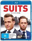 Suits : Season 5 (Blu-ray, 2016, 4-Disc Set)