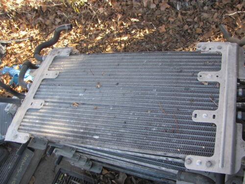 2000 2001 2002 LINCOLN LS V8 3.9 TRANSMISSION COOLING RADIATOR
