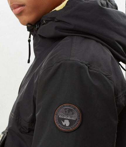 Discount 20/% NAPAPIJRI Jacket Rainforest Pocket Anorak N0YGNL Jacket Pockets
