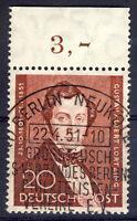 BERLIN o Nr. 74 - Ersttag - Albert LORTZING - VOLLSTEMPEL - ESSt. BERLIN