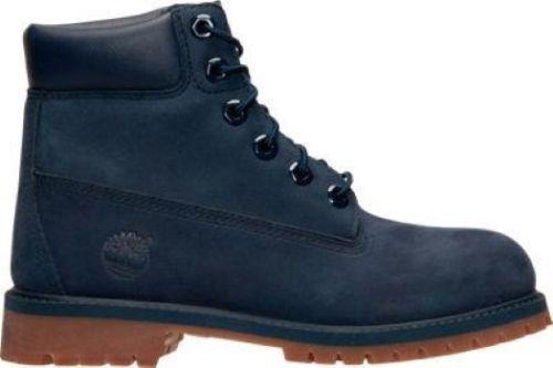 Timberland 6 In Premium Wp Boot Junior 5y Blau ZGc5R