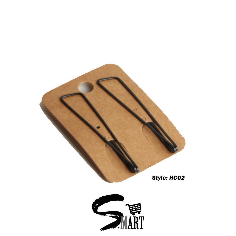 Classic Women Hair Accessories Basics Essentials Bobby Pin Hair Grips Style HC02