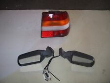93-98 97 94 95 96 saab 9000 oem passenger right side view power mirror