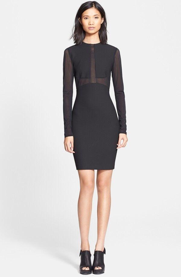 Elizabeth And James Elodie   Panel de malla Vestido (tamaño 2)  mejor moda