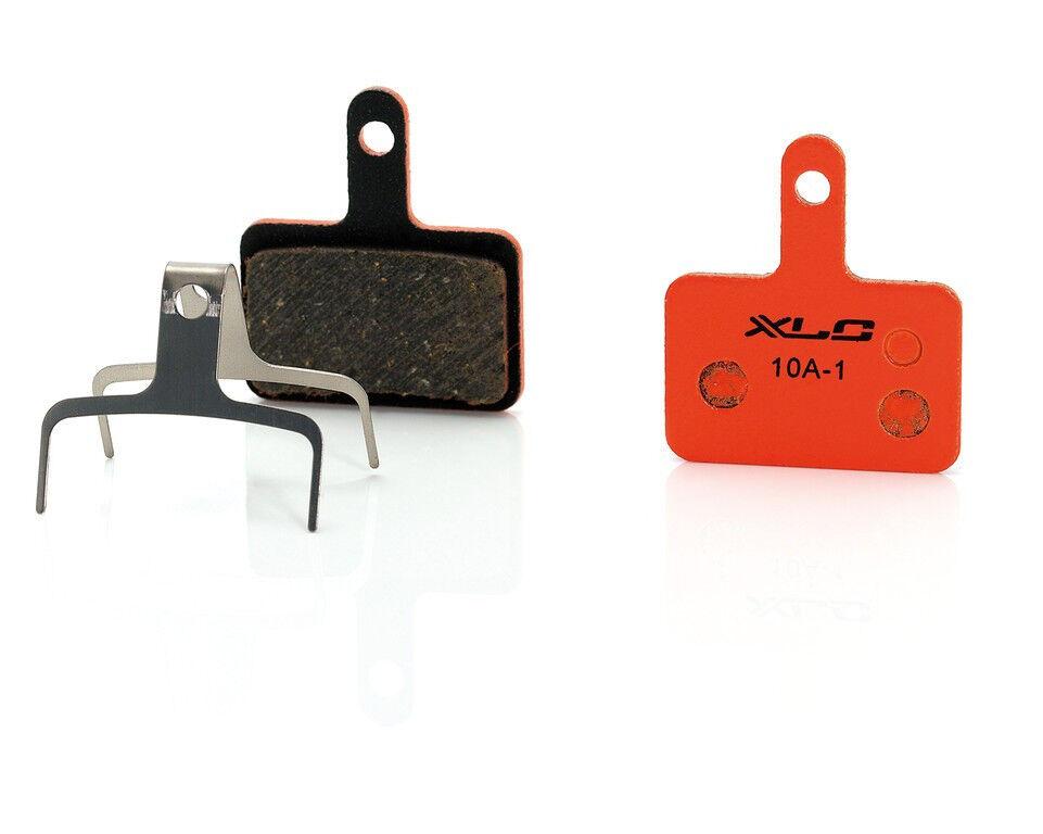 2 Paar XLC Bremsbeläge f. Tektro Auriga Comp/Pro, Shimano Bremsbelag =