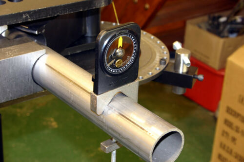 A300 Tube Axis Gauge Large Inclinometer Angle Finder Angle Level /& Bracket