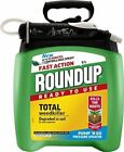 Scotts MiracleGro Roundup Fast Action Weedkiller Pump N Go Ready to Use Spray 5l