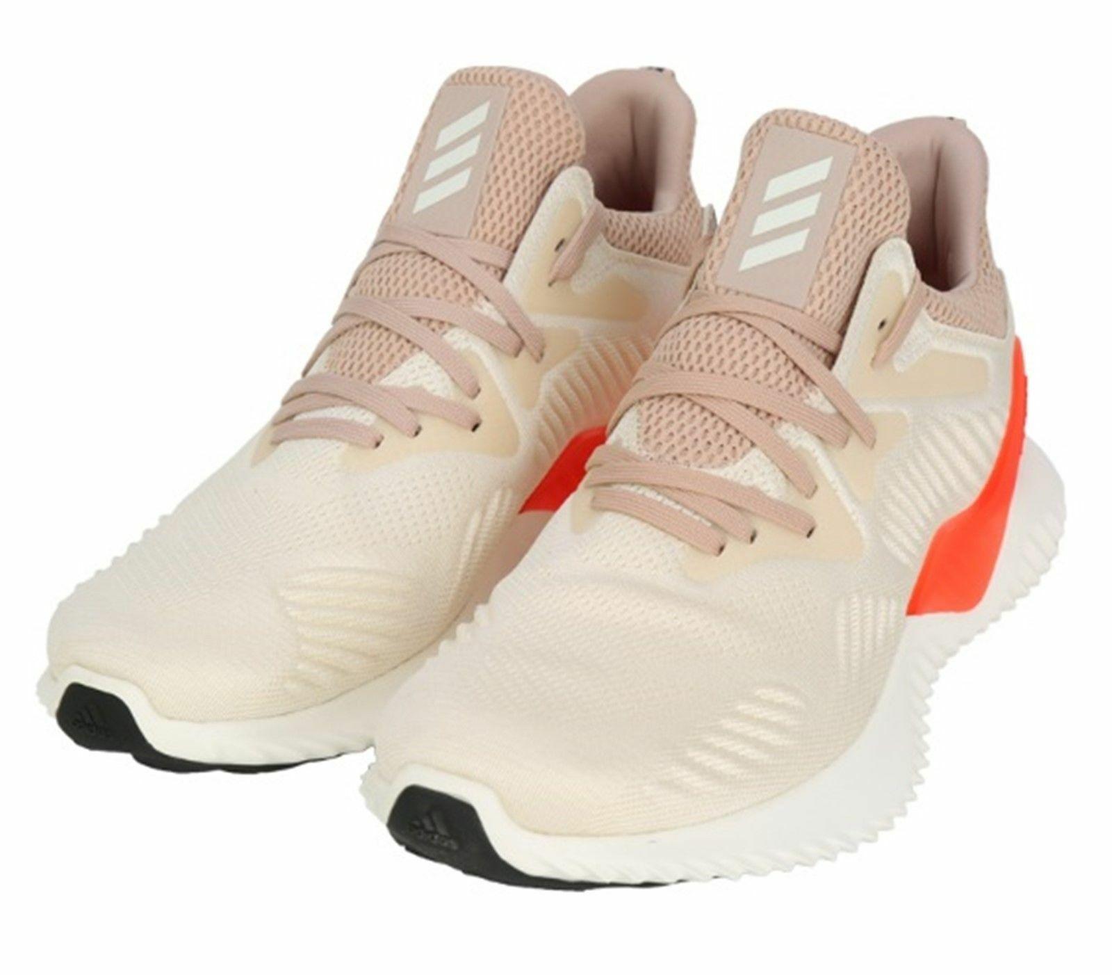 nouveau in Box Adidas Originals Homme AlphaBounce Beyond Chaussure De Course Sz US 8.5 CG4763 G79