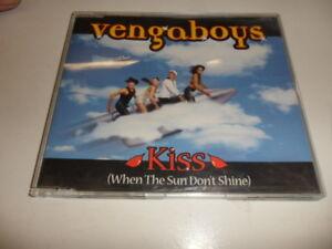 CD-Vengaboys-Kiss-When-The-Sun-Don-039-t-Shine