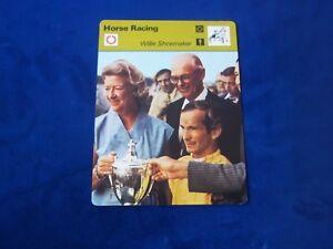 1977-SPORTSCASTER-HORSE-RACING-WILLIE-SHOEMAKER