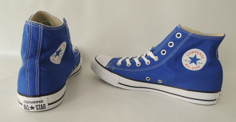NEU Converse All Star Hi 41,5 Chuck Taylor Sneaker Chucks Schuhe 130123C BLAU