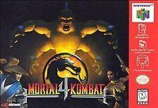 Mortal Kombat 4 (Nintendo 64, 1998)