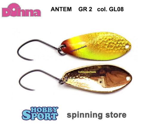 Antem Spoon Dohna Glitter 2 Gr Farbe GL08 Hügelig Japan Forelle Area Spin