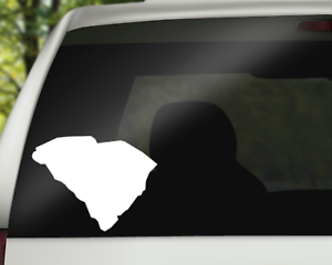 South Carolina Decal Sticker for Car Wall or Laptop