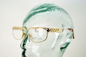 Paloma Picasso 3830 54□17 130 Vintage made in Austria frames occhiali gafas NOS