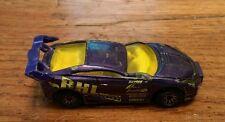 Hot Wheels 2001 Purple distressed RHL Man Turbo Toyota Celica collectible car HW