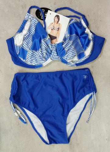 Costume da bagno donna Bikini 2 pezzi con coppa o ferretto made in Italy FAZIRA