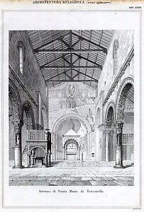 Architettura-Toscanella-Tuscania-Chiesa-di-Santa-Maria-Maggiore-3-Viterbo-1866