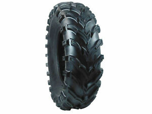 "New 6 Ply MASSFX 25x8-12 Front Tire Atv 25"" Lite Mud 25x8x12 25 8 12"