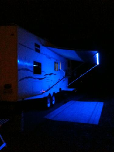 /_/_/_/_/_/_ New for 2015 /_/_/_/_/_/_ RV Motorcoach AWNING lights LED /_/_/_ Low Power 12v