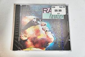 RAY-CHARLES-ANTHOLOGY-NEW-SEALED-CD-FREE-SHIPPING