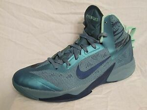 innovative design be995 4cf16 Image is loading Nike-Zoom-Hyperfuse-2013-Basketball-Shoes-Mens-Sz-