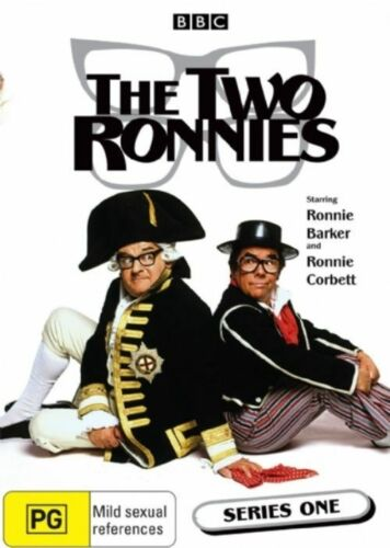 1 of 1 - Two Ronnies : Series 1 (DVD, 2007)