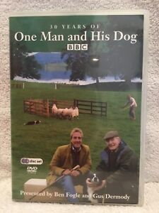 30-Years-of-One-Man-and-His-Dog-BBC-2-Disc-Set-DVD-Region-2