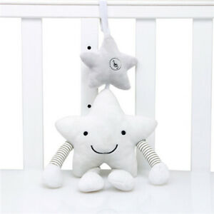 Baby Stroller Car Seat Toy Kids Baby Bed Crib Cot Pram Hanging Rabbit Toy LA
