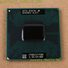 Intel Core 2 Duo T9300 2.5 GHz 6 MB Dual-Core (FF80576GG0606M) CPU Processor