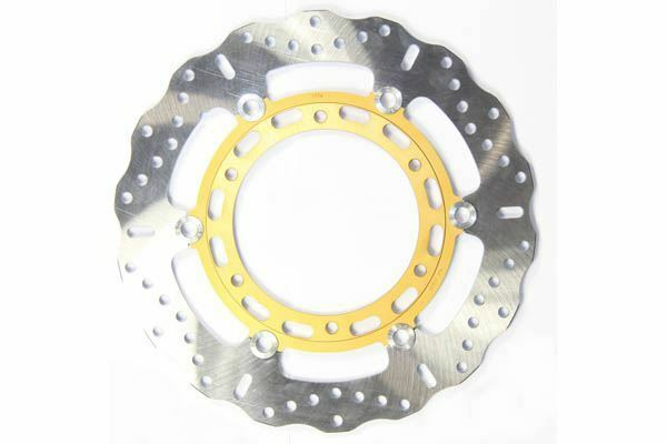 FIT YAMAHA XJR 1300 M 5EAA/5EAB/5EAC 00 EBC Contour Brake Disc Front Right