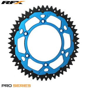 RFX-Pro-Dual-Steel-Blue-MX-Rear-Sprocket-Husqvarna-FC-250-350-450-2016-2017