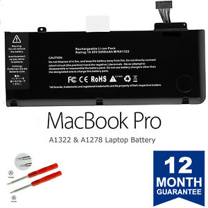 Brand-New-A1322-Battery-for-Apple-MacBook-Pro-13-039-039-A1278-2009-2010-2011-2012